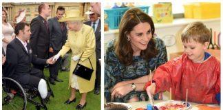 queen elizabeth kate middleton charity