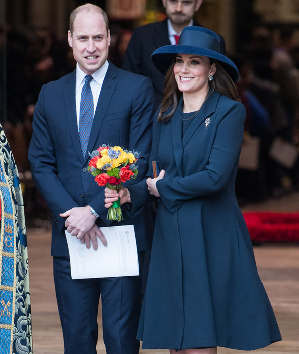 0 Kate and Prince William have just a one mile trip to the Lindo Wing Photo C GETTY