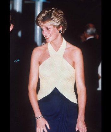 004 Princess Diana Top Fashion Moments Photo C GETTY