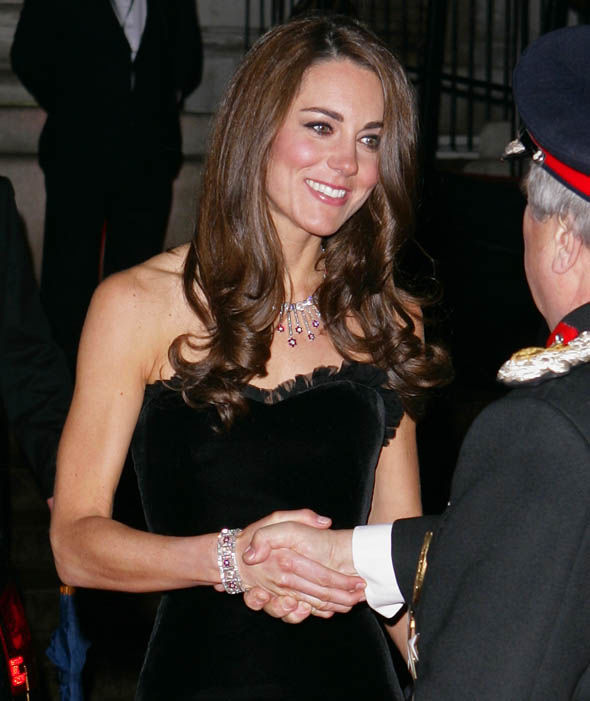 The Duchess of Cambridge's jewellery collecThe Duchess of Cambridge's jewellery collection Photo (C) GETTYtion Photo (C) GETTY