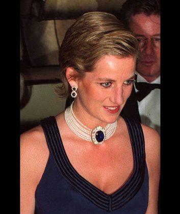 008 Princess Diana Top Fashion Moments Photo C GETTY