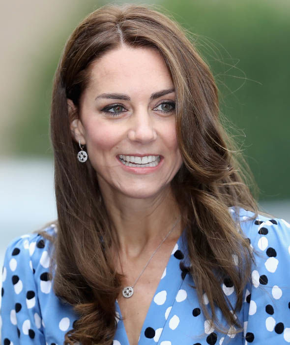 The Duchess of Cambridge's jewellery collection Photo (C) GETTY
