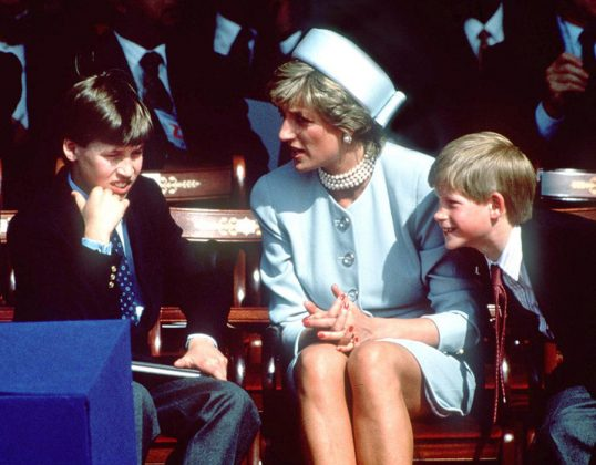 009 Princess Diana Top Fashion Moments Photo C GETTY