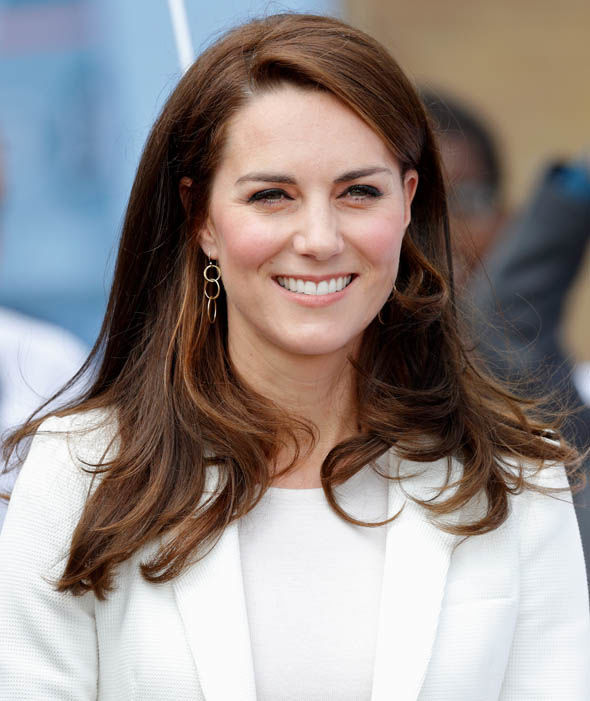 015 The Duchess of Cambridges jewellery collection Photo C GETTY