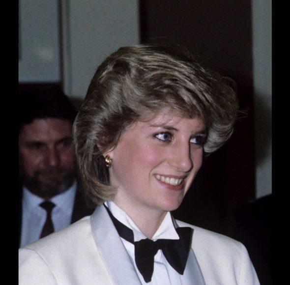 Princess Diana Top Fashion Moments Photo (C) GETTY