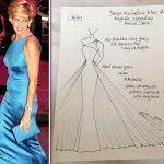Caroline Arthur, a British luxury wedding dress designer, believes Meghan will be inspired by Diana Photo (C) GETTY,GETTY• CAROLINE ARTHUR