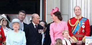 Catherine Duchess of Cambridge Prince Philip