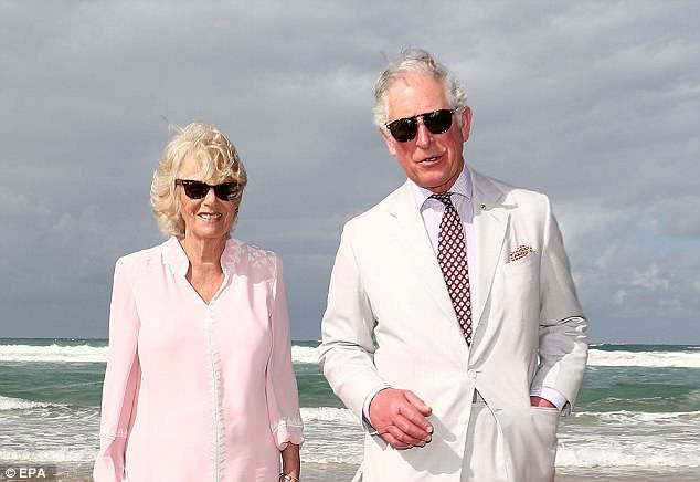 Charles and Camilla recently undertook a seven-day tour of Australia as part of their Commonwealth duties