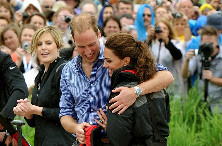 Kate-Middleton-and-Prince-William Photo (C) GETTY