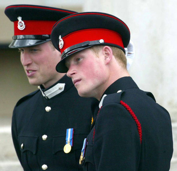 Harry served as William's best man at his wedding to Kate Middleton in 2011 Photo (C) PA