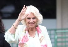 It has previously been rumoured that the Duchess of Cornwall will receive the title of 'Princess Consort'