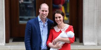 Kate Middleton and Prince William welcomed a baby boy – but have yet to reveal a name Getty