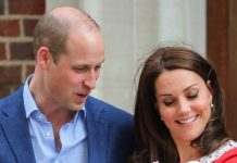 Kate Middleton has given birth to a healthy baby boy [WENN]
