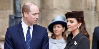 Kate has been told to be aware of changes to the royal baby Photo C GETTY