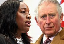 Labour MP Kate Osamor suggested Prince Charles should not become Head of the Commonwealth Photo (C) GETTY