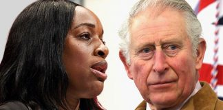 Labour MP Kate Osamor suggested Prince Charles should not become Head of the Commonwealth Photo C GETTY