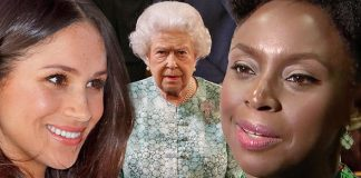 Meghan Markle Chimamanda Ngozi Adichie claimed Meghan Markle should be Head of the Commonwealth Photo (C) GETTY, AP