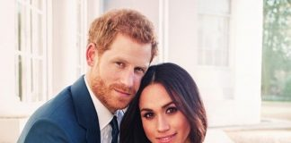 Meghan Markle Prince Harry Engagement 645x860