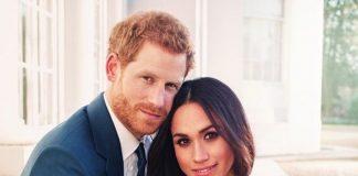 Meghan Markle Prince Harry Engagement 645x860