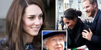 Meghan Markle and Kate Middleton more 'modern' than the Queen because of this trick Photo C GETTY
