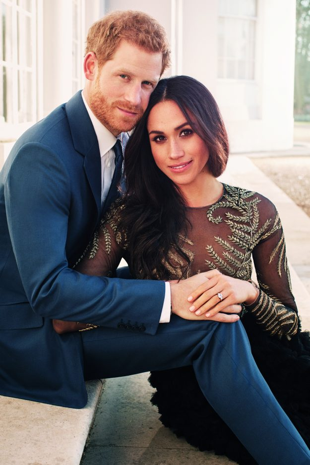 Meghan Markle and Prince Harry are set to marry on 19 May at Windsor Castle [Getty ]