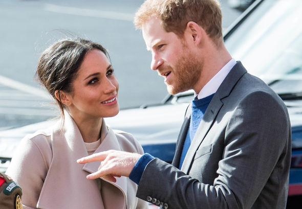Meghan Markle first married in 2011 Photo (C) GETTY