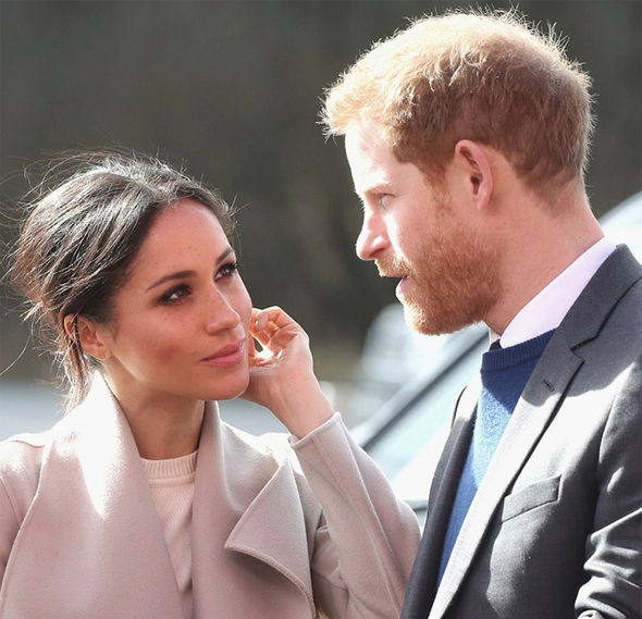 Meghan Markle's wedding dress design will likely be inspired by Princess Diana Photo C GETTY