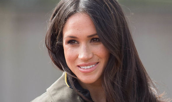 Meghan Markle has gotten some unlikely advice from another royal Photo (C) GETTY