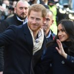 Meghan Markle is set to marry Prince Harry in May Photo C GETTY