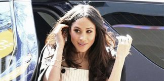 Meghan Markle packs in five engagements in six days Photo C GETTY