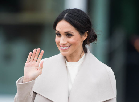 Meghan Markle rose to fame on hit show, Suits Photo (C) GETTY