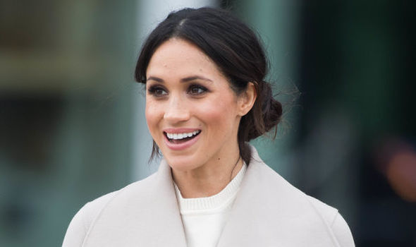 Meghan Markle's second wedding is on May 19 Photo (C) GETTY