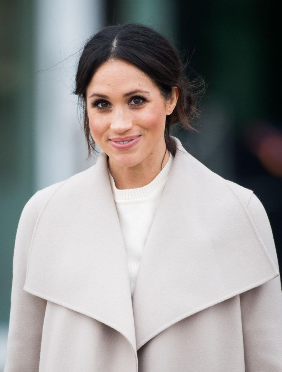 Meghan Markle's wedding bouquet will have a subtle nod to Princess Diana. Photo Getty Images