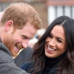 Meghan and Harry are to wed next month Photo C GETTY