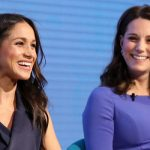 Meghan and Kate are born leaders according to an analysis of their feet Photo C GETTY