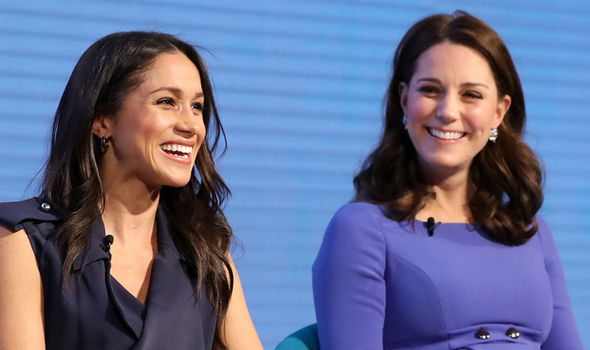 Meghan and Kate are born leaders according to an analysis of their feet Photo (C) GETTY