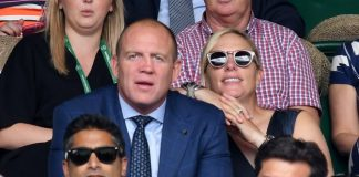 Mike Tindall and Zara Phillips are expecting another baby Getty