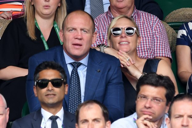 Mike Tindall and Zara Phillips are expecting another baby [Getty]