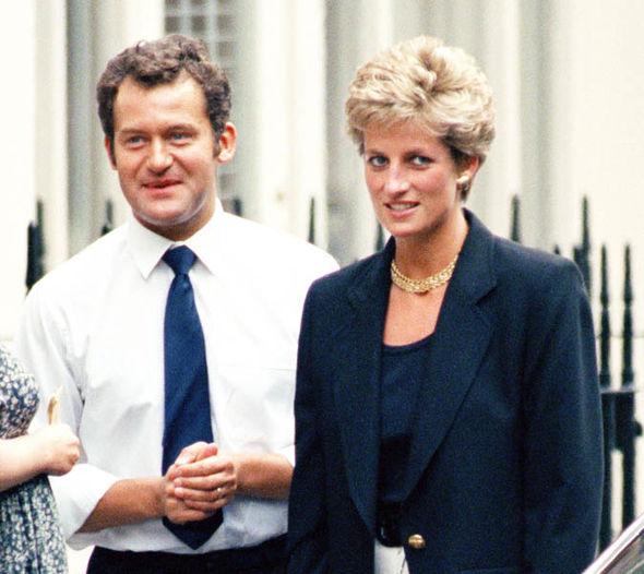 Paul Burrell was a close confidant of Princess Diana Photo (C) GETTY