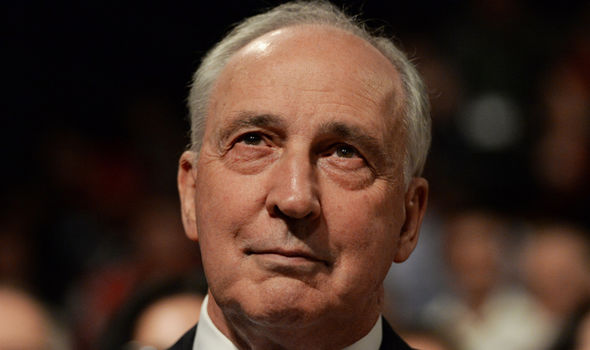 Paul Keating has claimed Prince Charles wants Australia to be independent of the British Monarchy Photo (C) GETTY