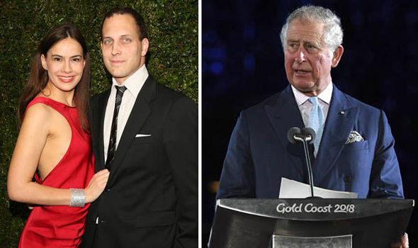 Prince Charles asked his chef to work for Sophie Winkleman following her car crash Photo (C) MEGA, GETTY