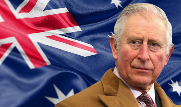 Prince Charles wants Australia to become a republic says former Australian PM Paul Keating Photo (C) GETTY