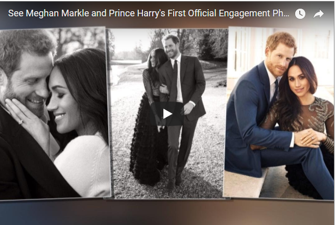 Prince Harry and Meghan Markle's Engagement Photographer Spills Details on ''Joyful'' Shoot