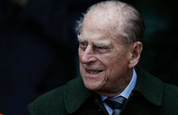 Prince Philip health latest The Duke will go under the knife today Photo (C) GETTY