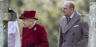 Prince Philip health latest The duke has been experiencing trouble with his hip recently Photo (C) GETTY