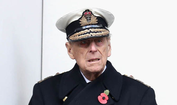 Prince Philip health latest Why is the Duke of Edinburgh in hospital Photo (C) GETTY