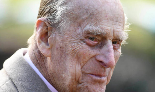 Prince Philip missed the Royals' Easter service Photo (C) GETTY