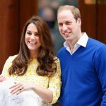 Prince William and Kate leave hospital with Princess Charlotte Image Getty Images Europe