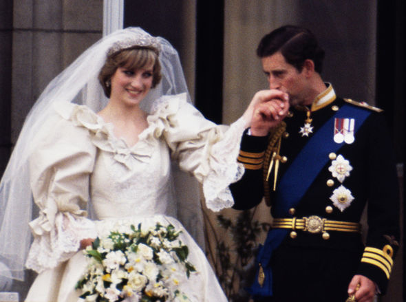 Princess Diana While married to Prince Charles, now 58, the lovely Diana had a very long title Photo (C) GETTY