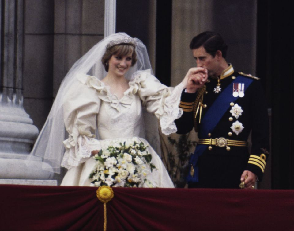 Princess Diana's favourite flower was the white rose. Photo Getty Images